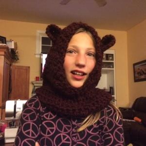 Amalia in Cowl